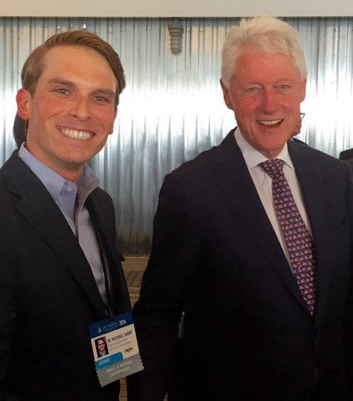 SourceFunding.org W. Michael Short Bill Clinton.jpeg
