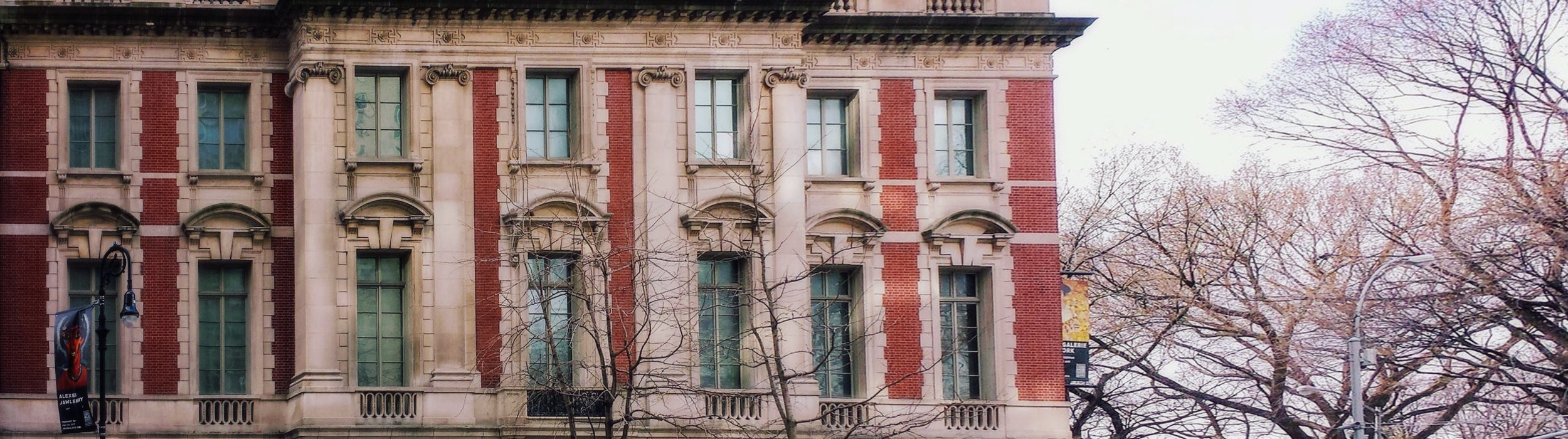 Neue Galerie, East 86th Street and Fifth Avenue