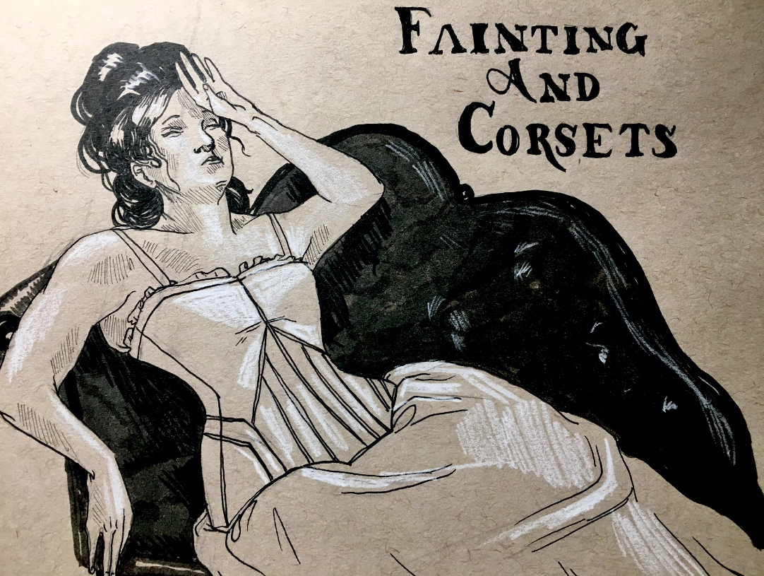 Fainting and Corsets
