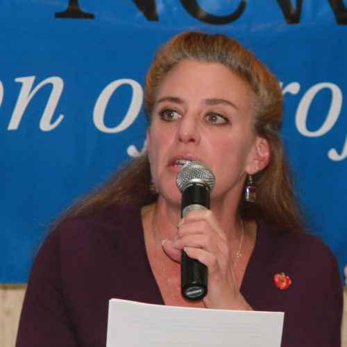 ABQ Teachers Federation (ATF) President, Ellen Bernstein (D)