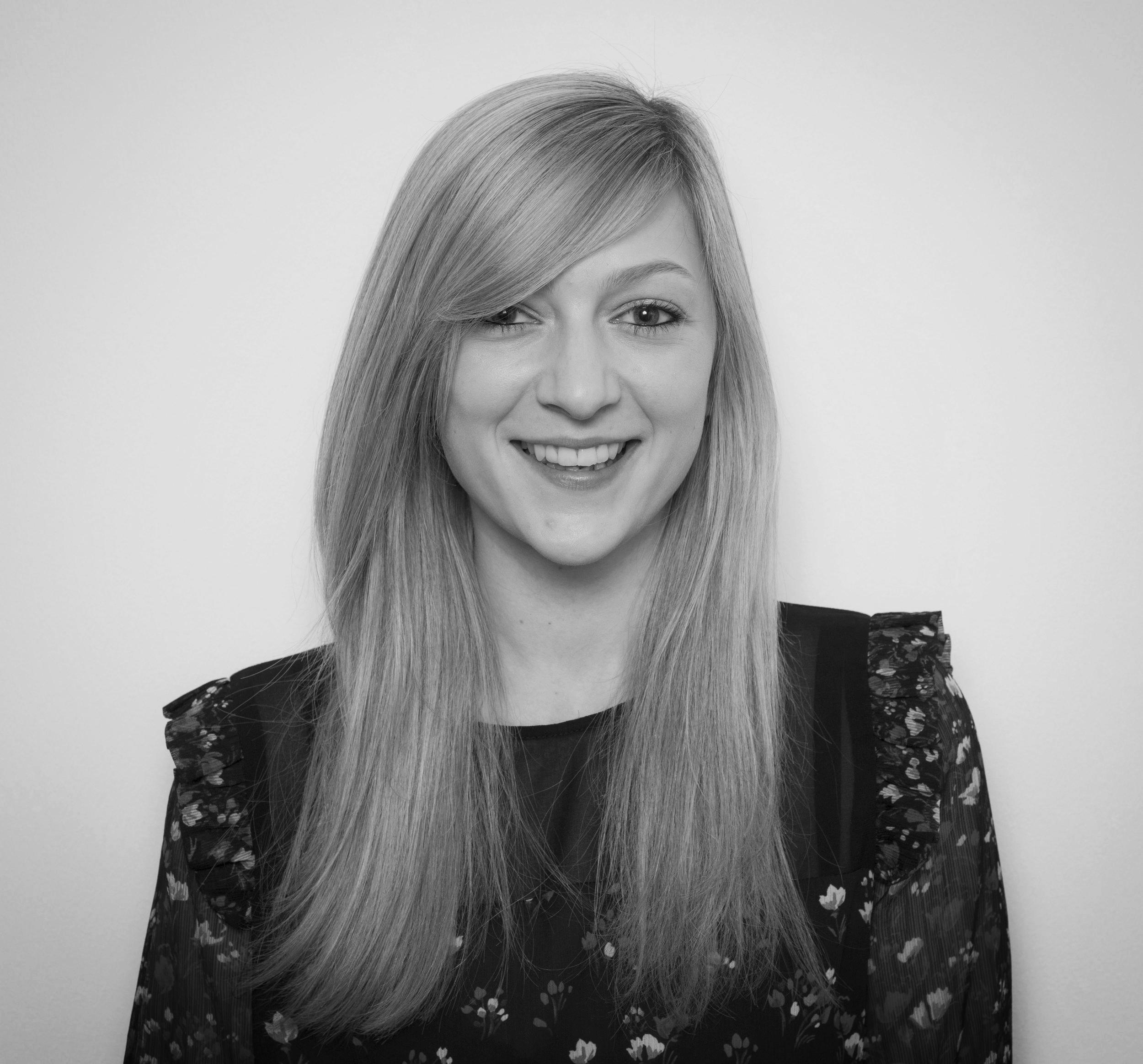 <b>Kristina Bassett</b><br>Senior Account Manager, Lifestyle