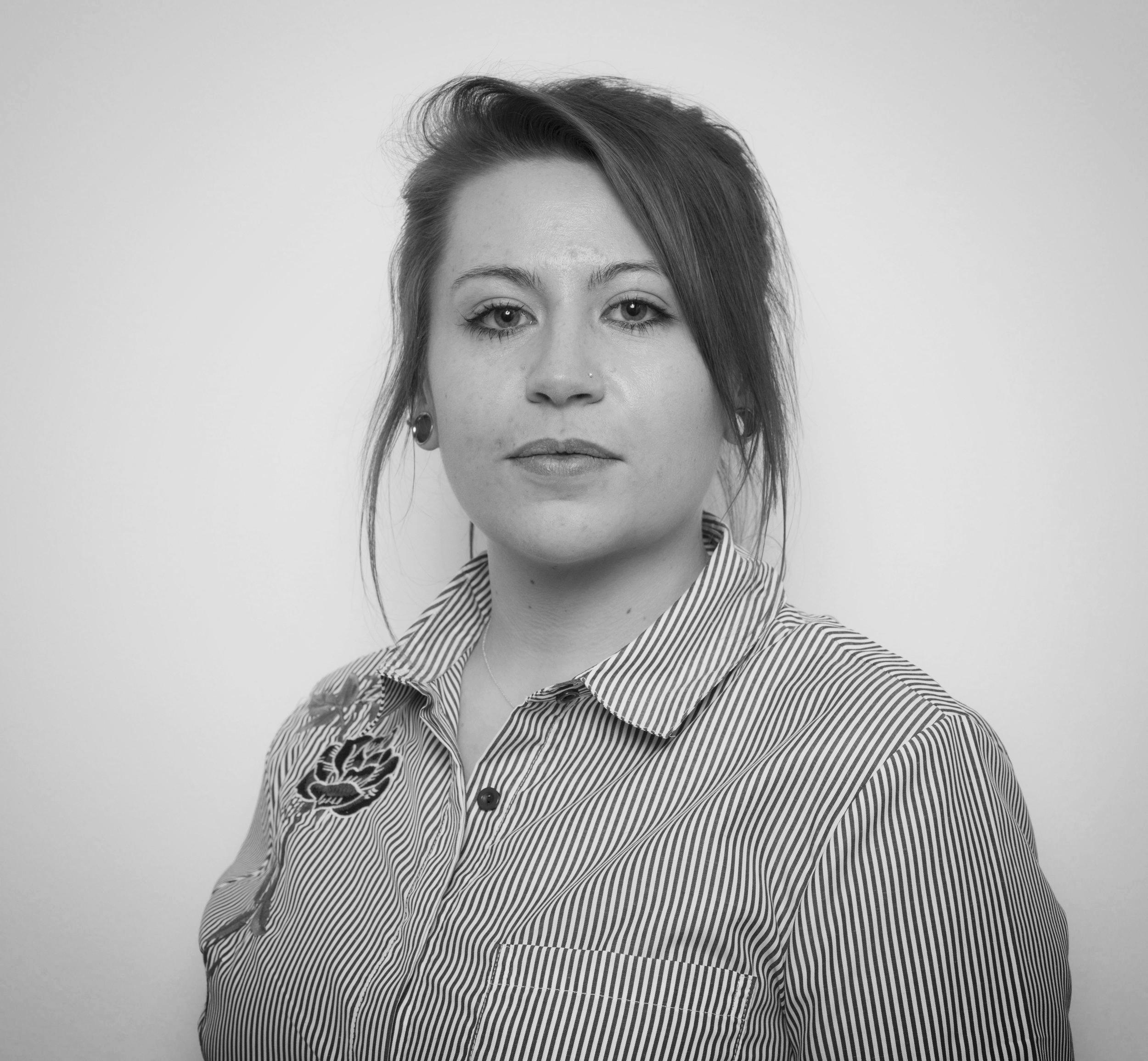 <b>Amie Smith</b><br>Account Executive, Tech