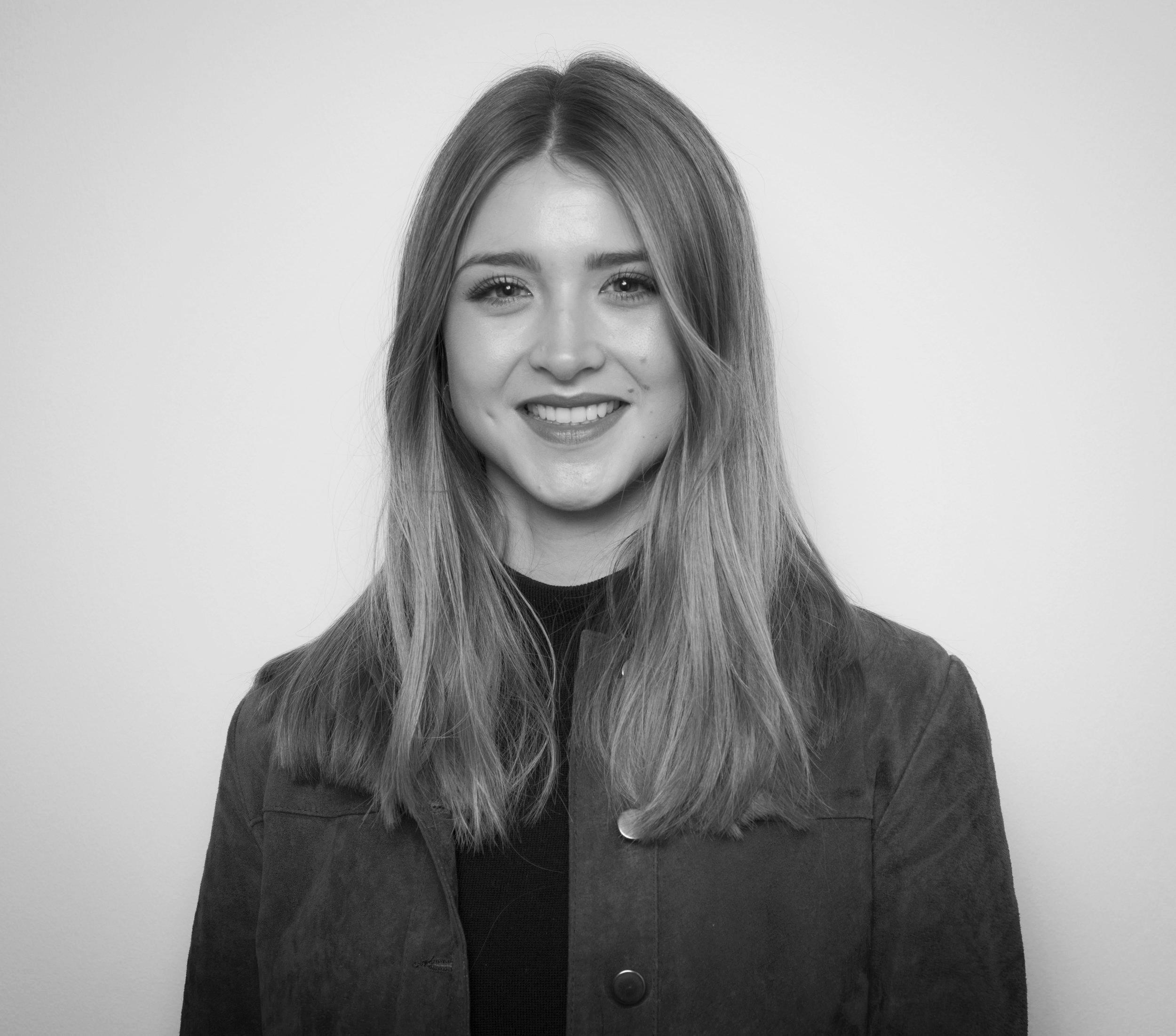 <b>Hannah Clayton</b><br>Junior Account Executive, Lifestyle