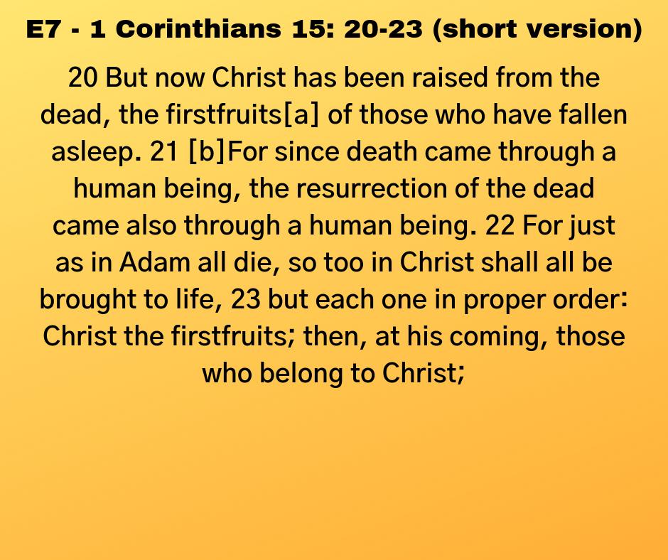E7 - 1 Corinthians 15 (short).png
