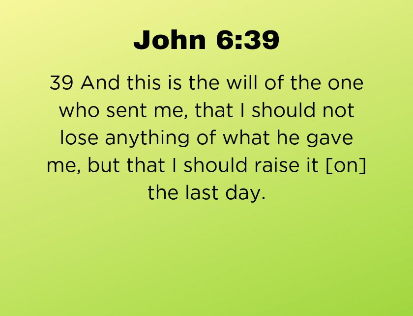 John 6:39