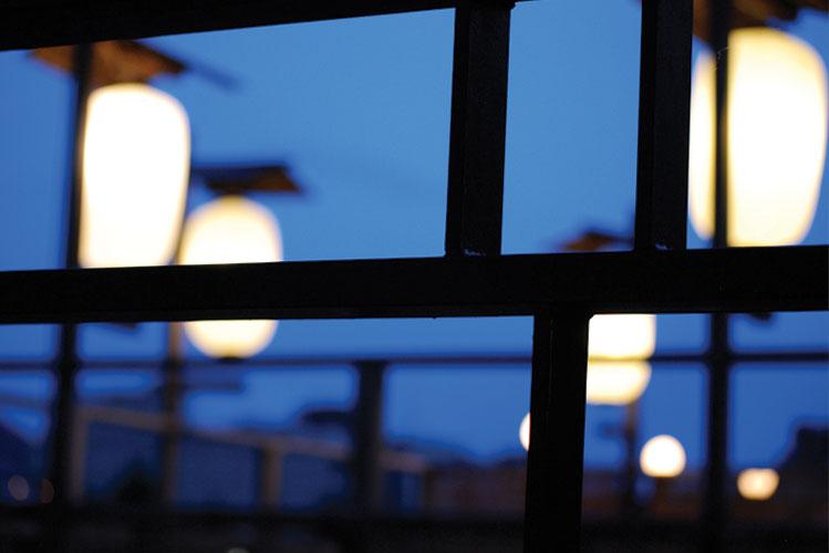lanterns | japan