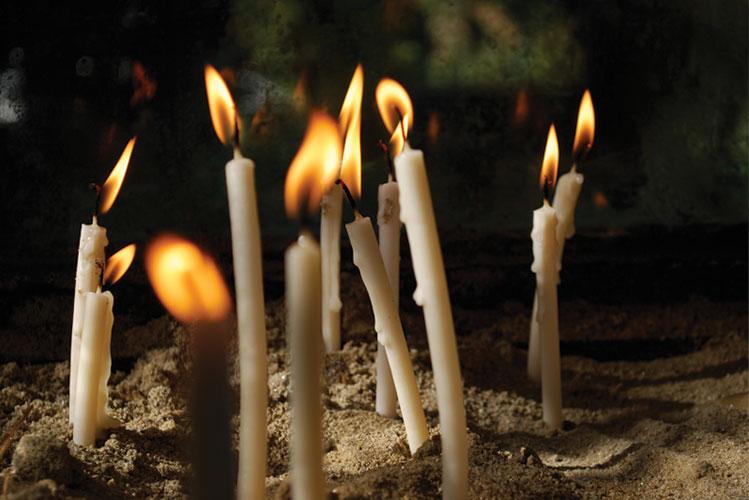 prayer candles | turkey