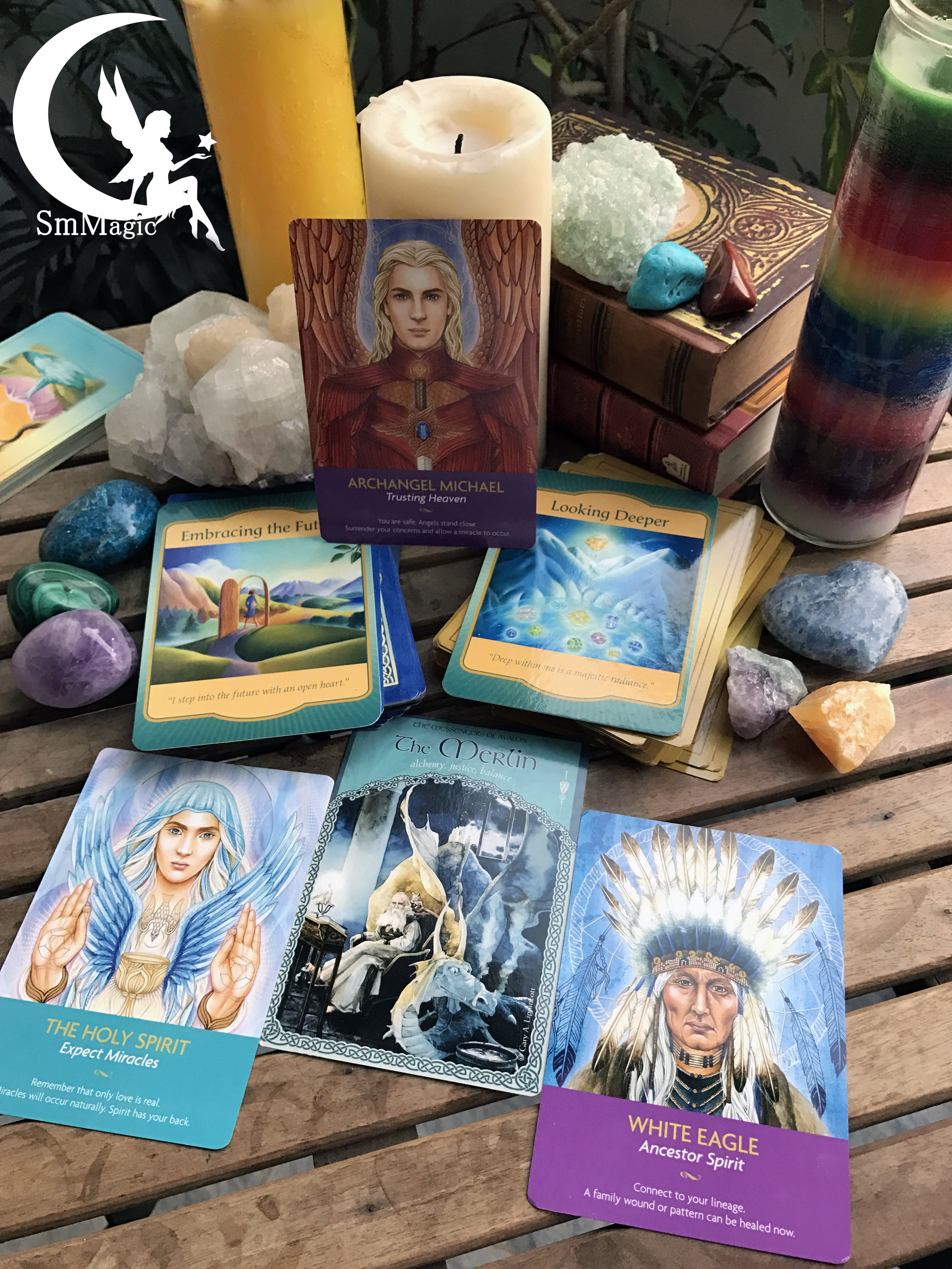 TAROT/ORACLE CARD READING Energy Exchange - Rs. 4500/- Click the image to sign up.
