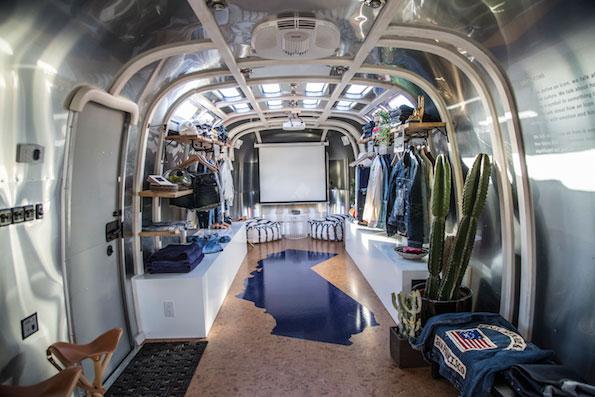 Levi's Airstream - 2014