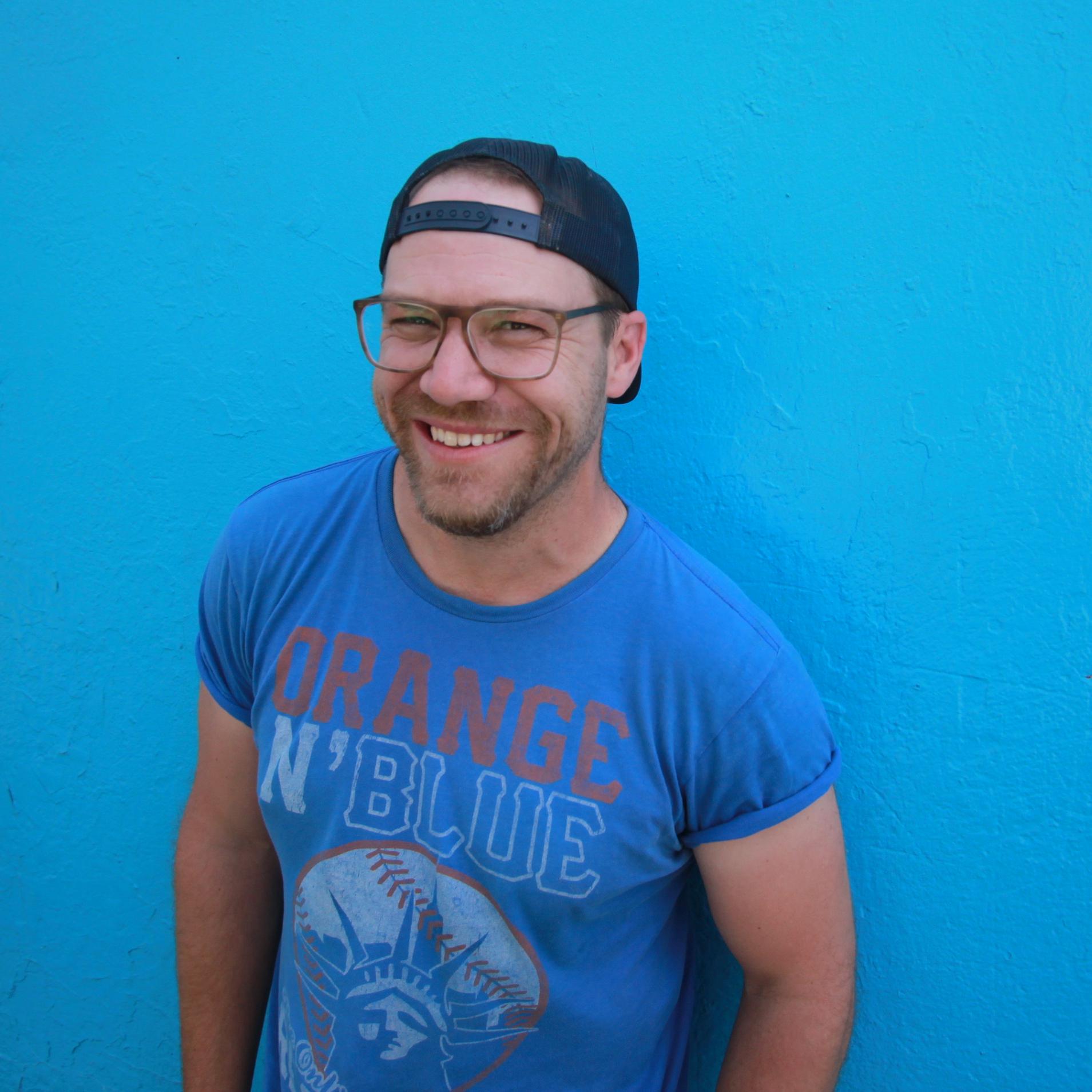 LUKE PERRIN - Head of Accounts  Luke joined Square Design in 2010.