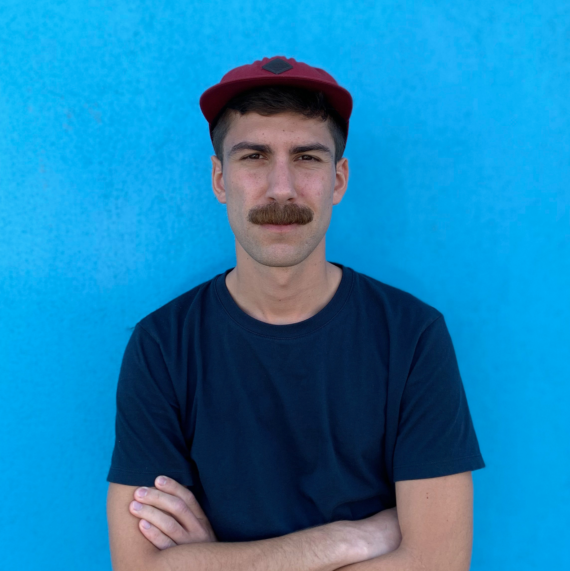 ARTHUR BRATES - Designer  Arthur holds a B.E. in Mechanical Engineering from the City College of New York. Before starting at Square Design, he worked as a design engineer for a small manufacturing firm in Brooklyn, as well as a part-time woodworker and fabricator. When he's not at work, Arthur can be found shredding around Brooklyn on his skateboard or else at home tending to his scrapes and bruises.