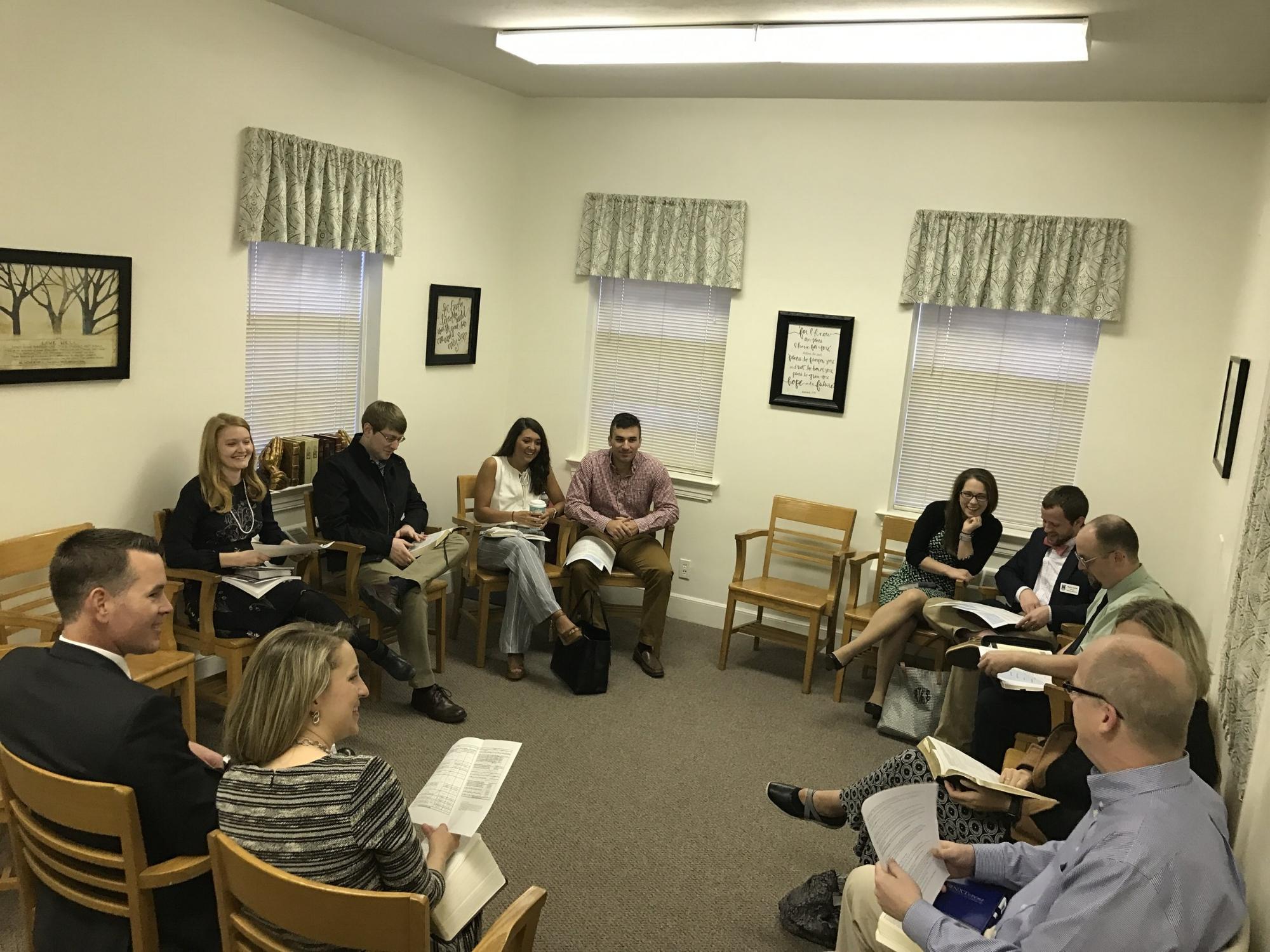 Presbyterian Churches Young Adults Columbia, SC