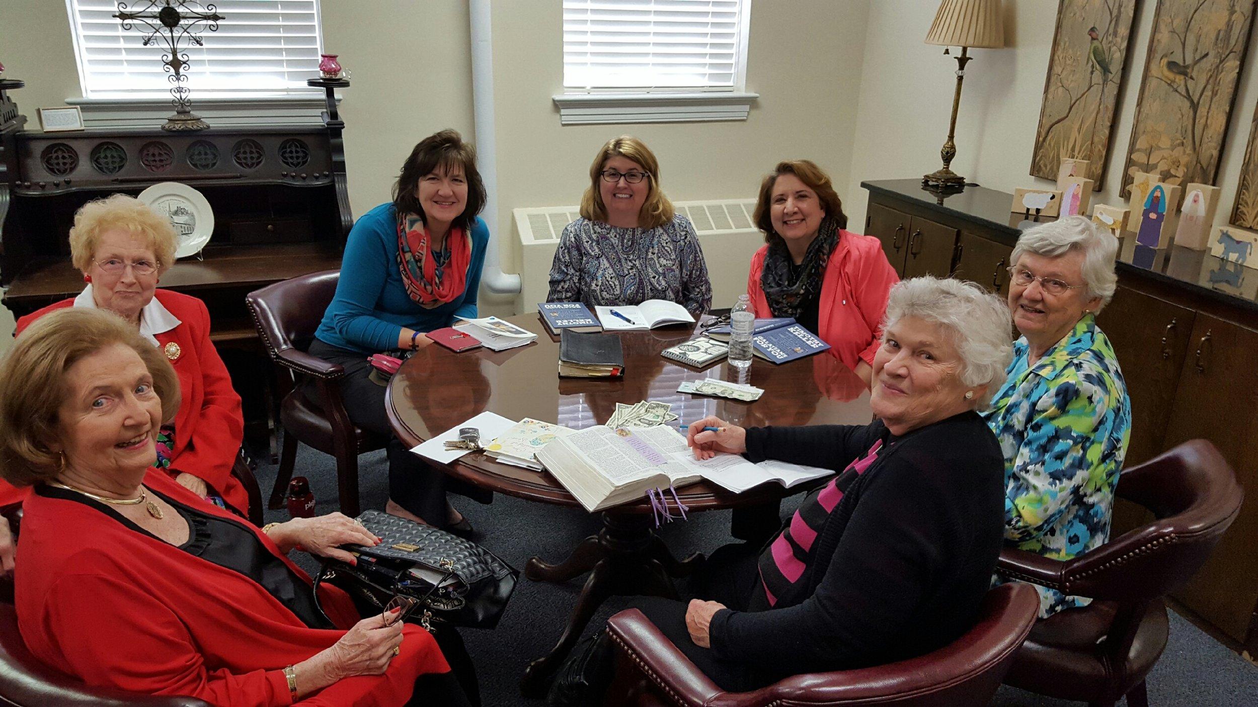 Rosa Draffin Circle Group