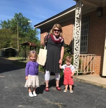 Columbia SC Presbyterian Church Preschool Class