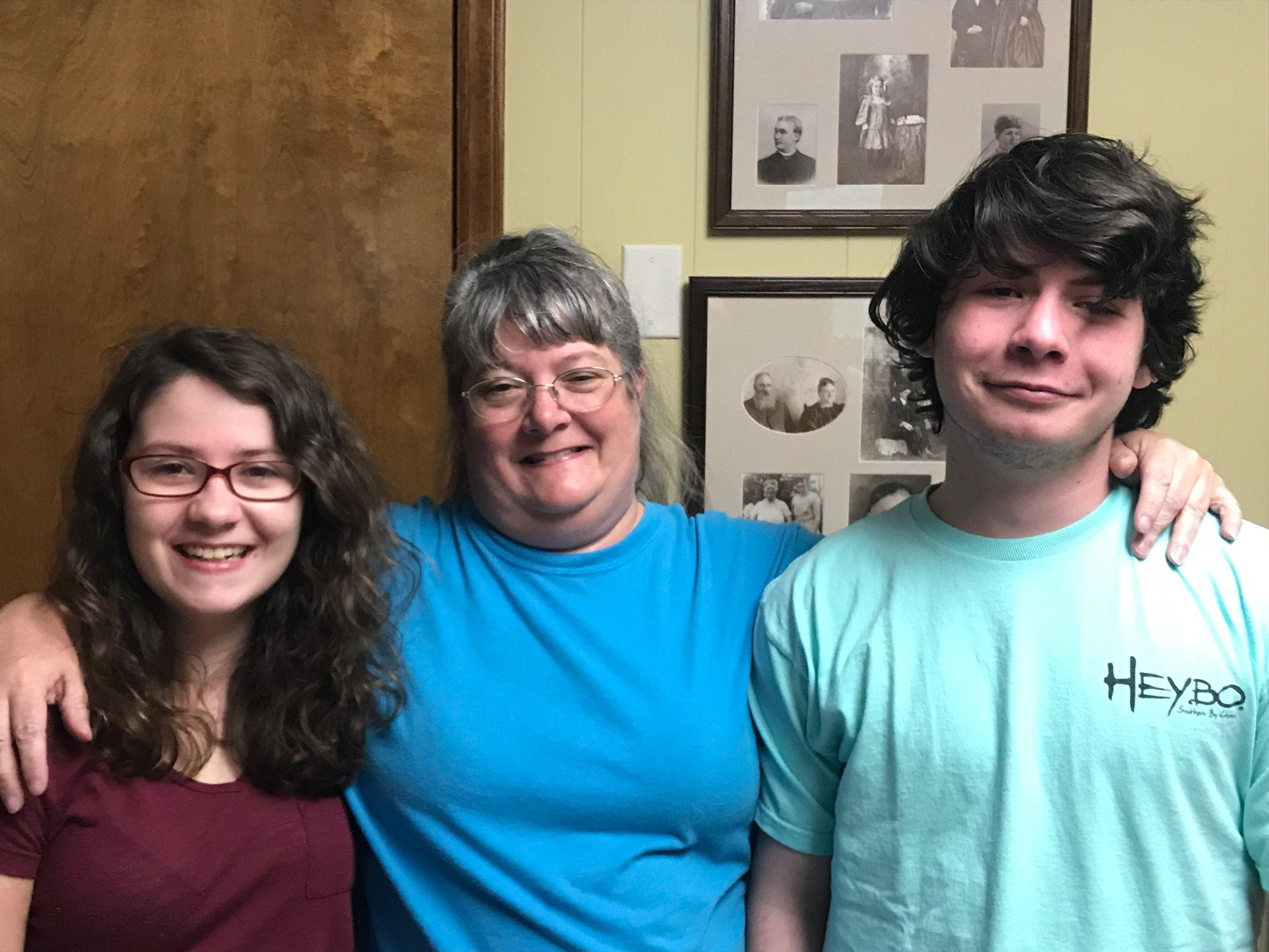 Kennedy, Mitzi. Daniel and Hannah