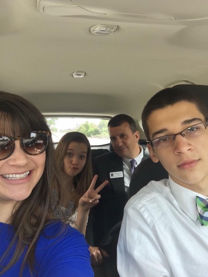 Roddey, Stephen & Kristi. Jack and Margaret