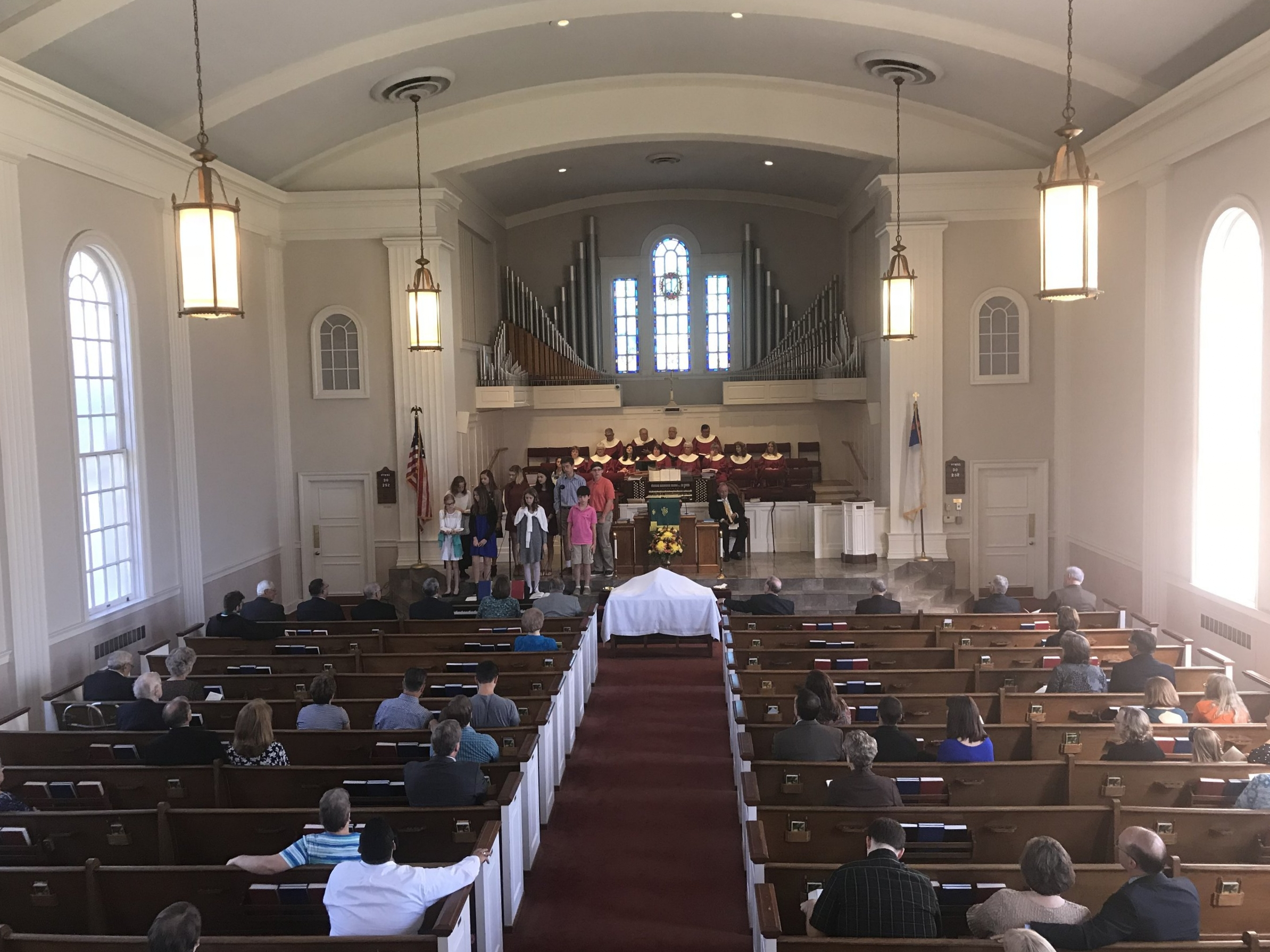 Centennial ARP Church   A beautiful and vibrant church with a rich history located in Columbia, SC   Learn More