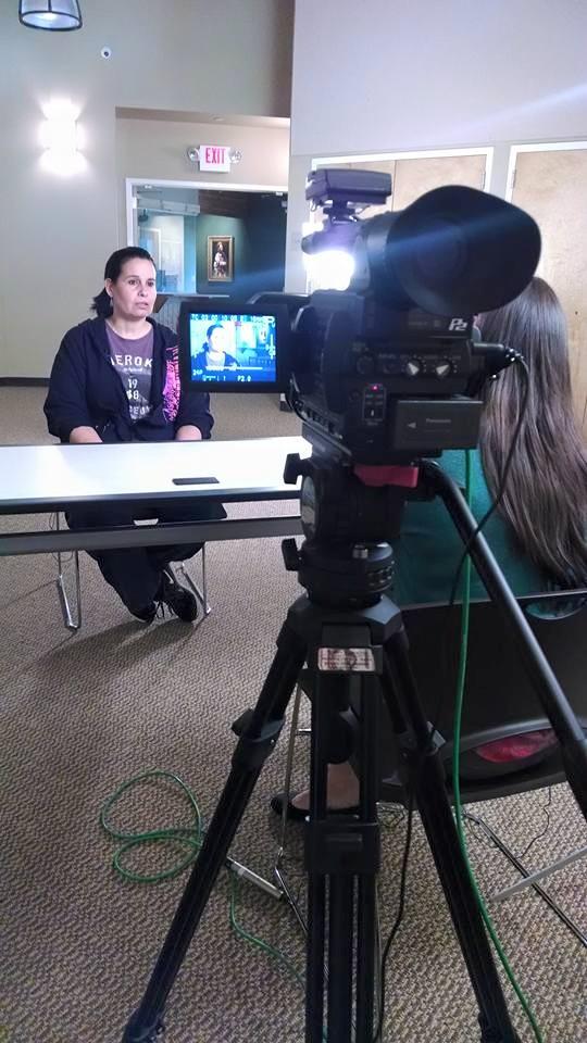 Research interview with Dawn Arneach, Cherokee Storyteller