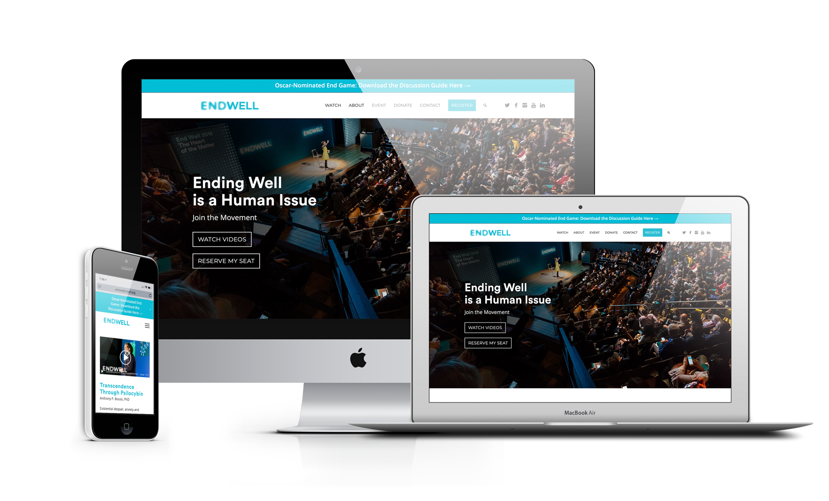 End Well | Well Refined Marketing Agency #startups