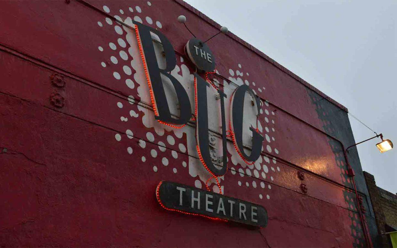 The BUG THETRE – 3654 NAVAJO ST., DENVER, CO 80211 – (303) 477-9984