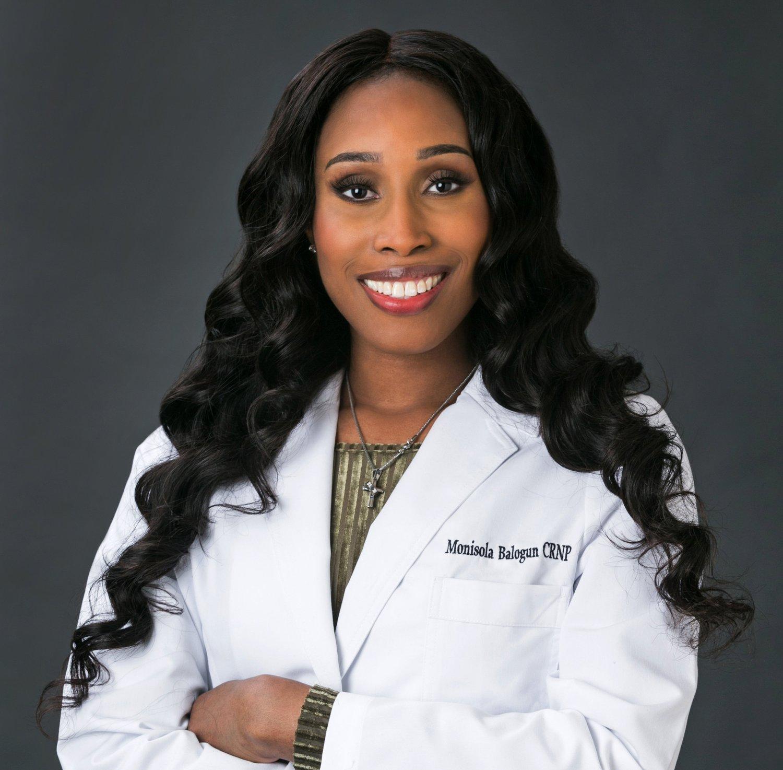 Monisola Balogun, CRNP — Dermatologist   The Dermatology Center