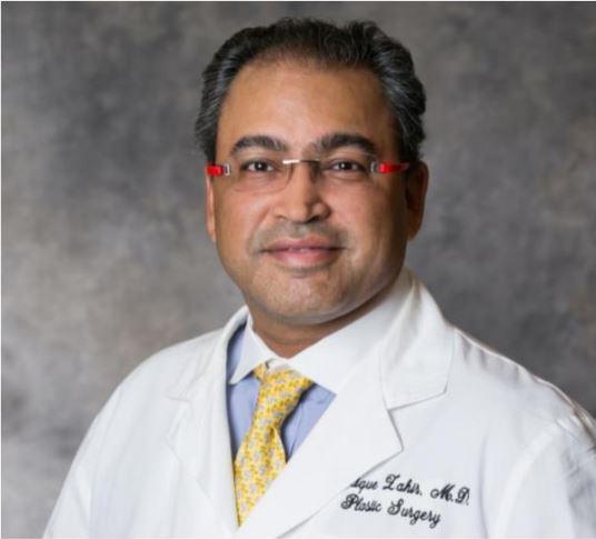 Khalique Zahir, M.D. Plastic Surgeon