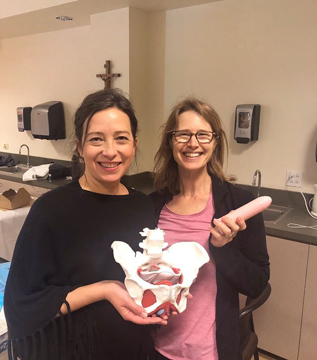 Happy course attendees make the Pelvic Education Alliance world go round! Have you checked out our testimonials page yet? (PelvicEA.com/testimonials)