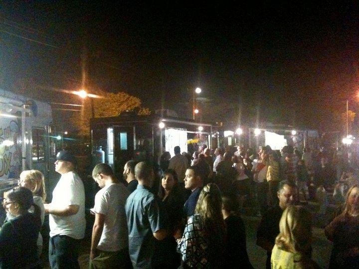 Event crowds