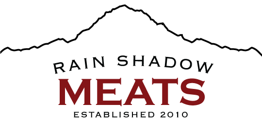 Rain Shadow Meats Logo