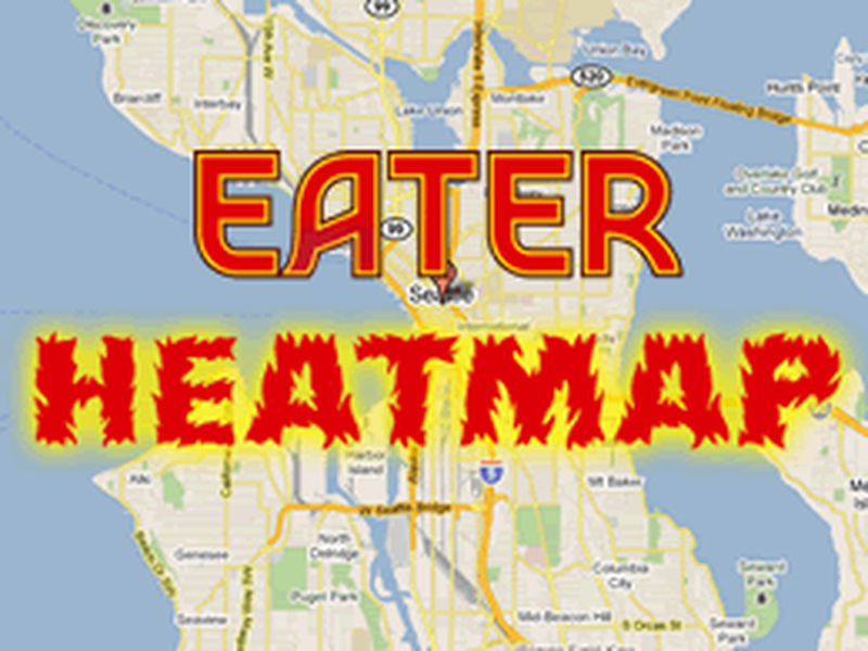 Updating the Eater SEA Heatmap: Where To Eat Now   - Seattle.Eater.com