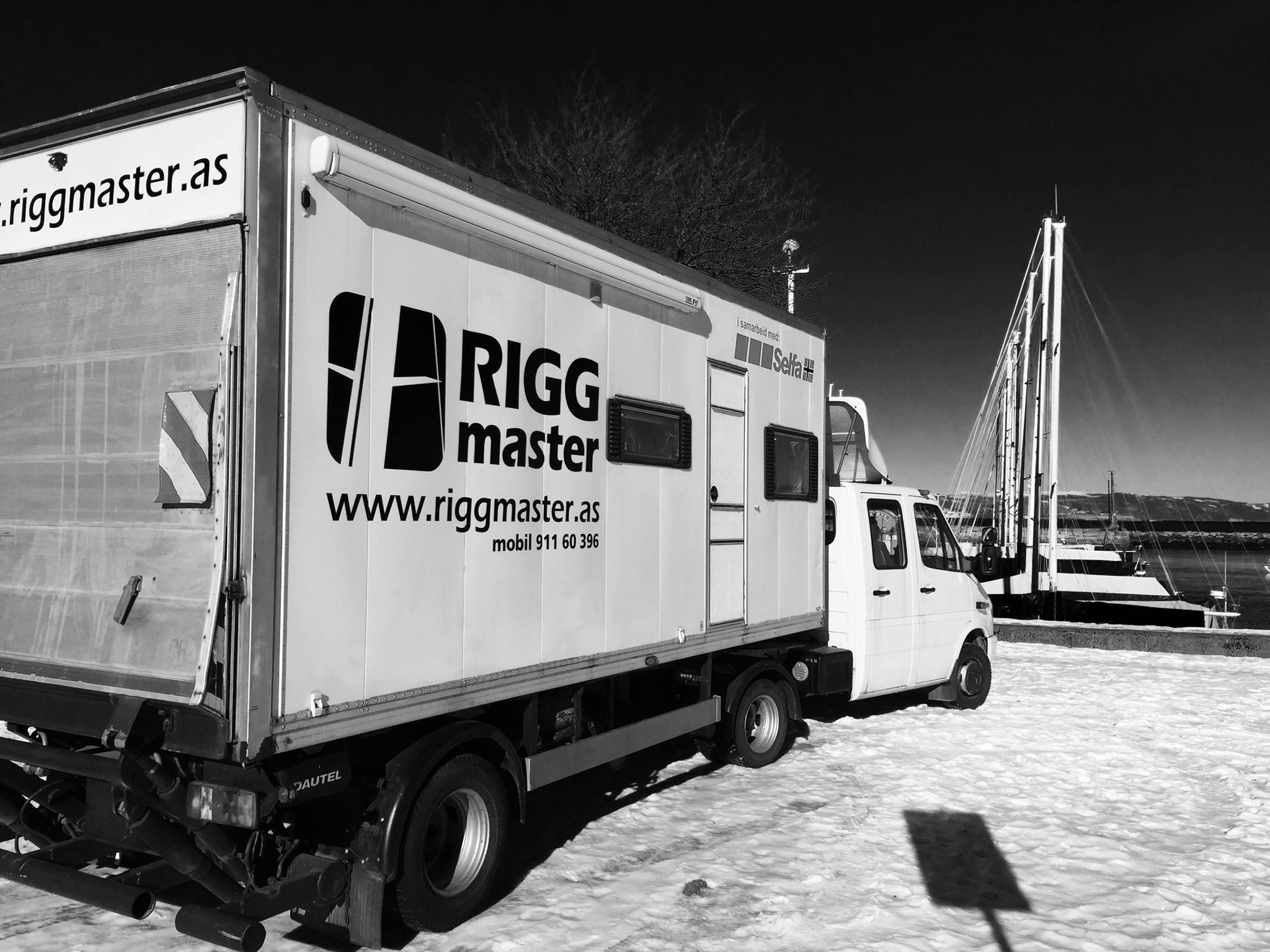 Riggmaster Servicetruck