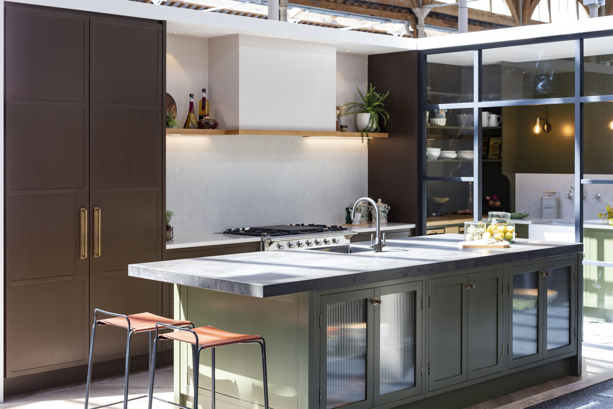 Michael Farrell Kitchens