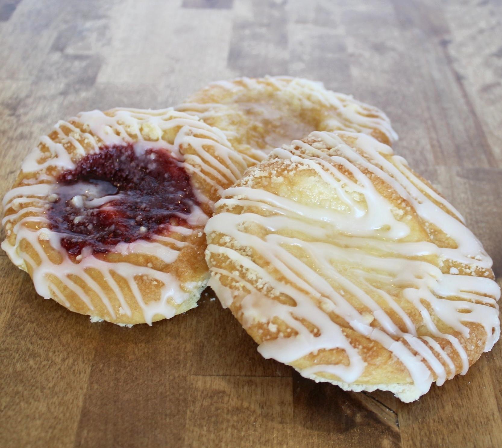 Fruit Filled Danish