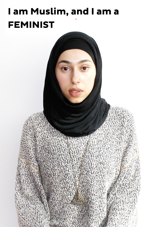 I am a Muslim, and I am a FEMINIST.