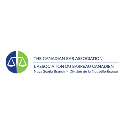 The Canadian Bar Association - L'Association du barreau canadien  Nova Scotia Branch - Division de la Nouvelle-Écosse