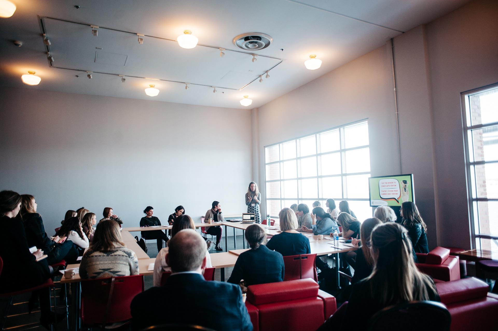 Forum 2019 in Halifax [photo credits: Haley Anne McPhee]