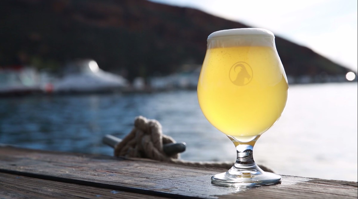 Citrus Hour<strong>A Summertime Sour</strong>