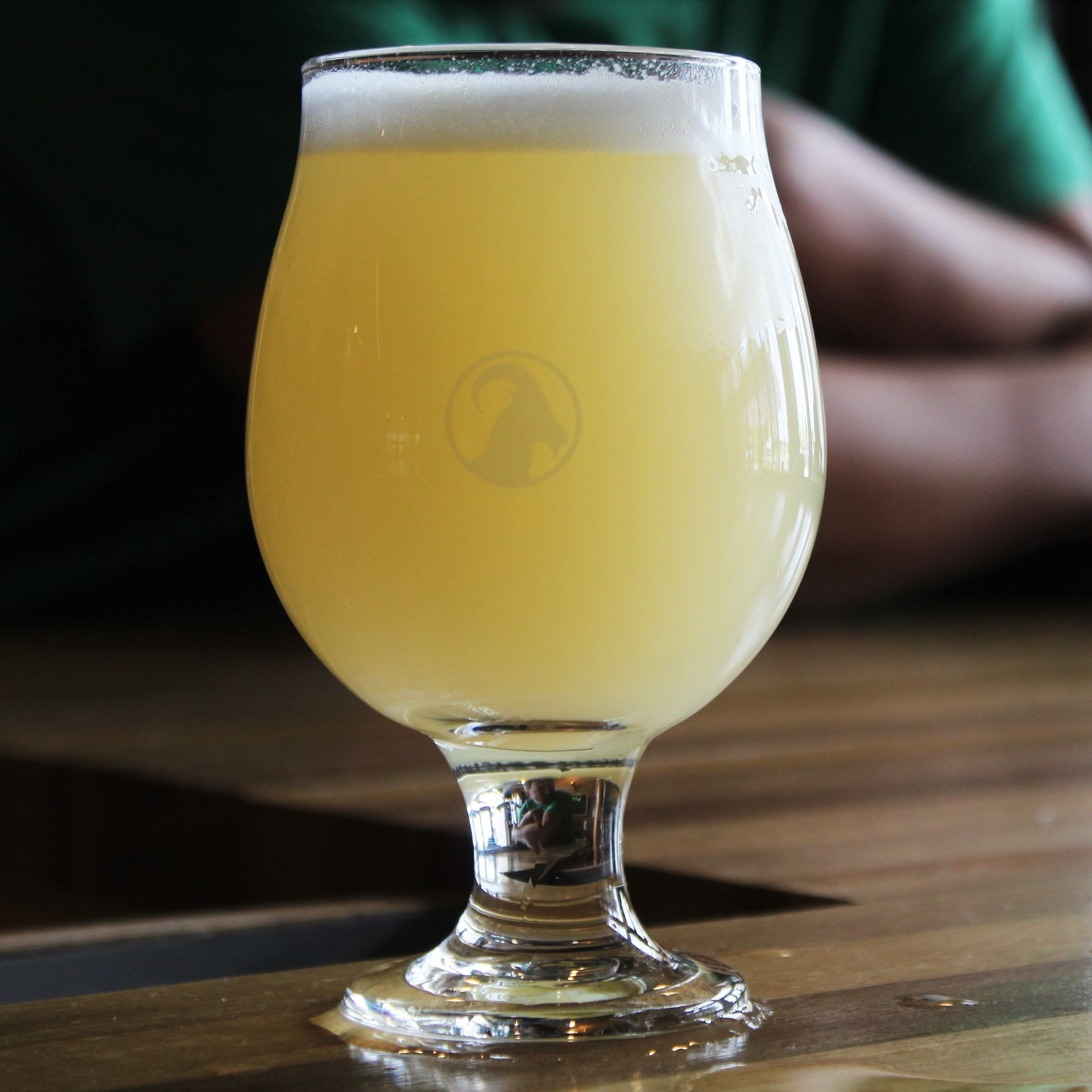 Gluten-Free Hard Lemonade at Gilded Goat Brewing Company Fort Collins Colorado Craft Beer