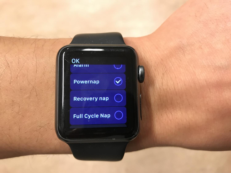 Sleep monitor app
