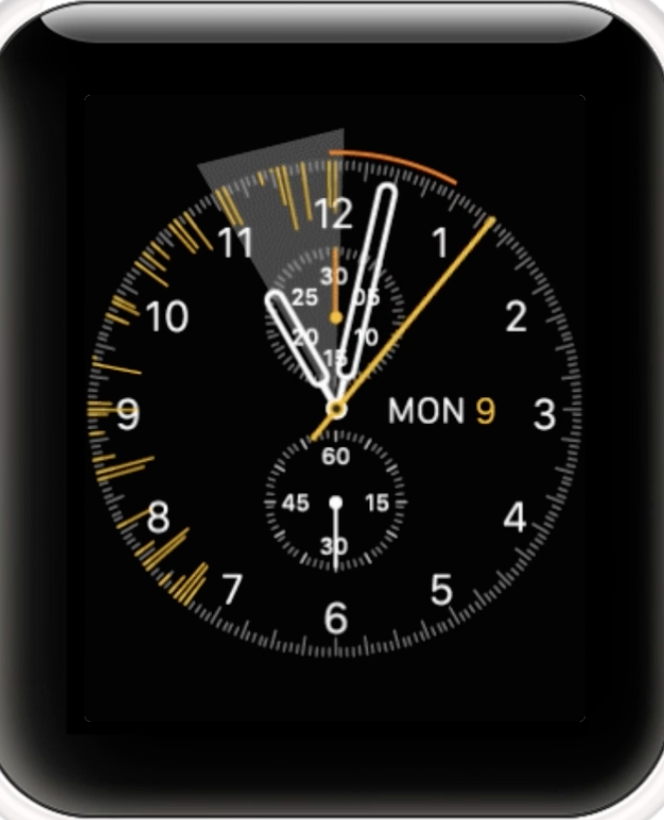 During the monitoring period between 12pm - 1pm, time stops when the mind wanders .