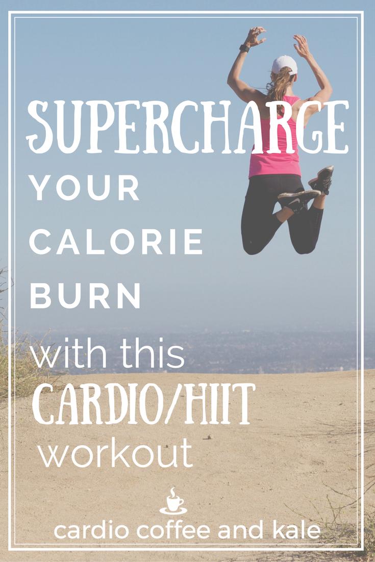 supercharge your calorie burn
