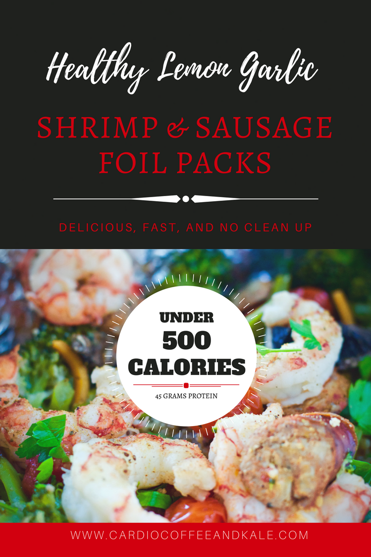 healthy lemon garlic shrimp sausage foil packs.jpg