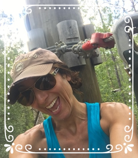 I need all the help I can get! - With Alzheimer's hanging over my head along with the constant mental challenge that comes from trying to navigate the waters of 5 girls and their schedules, I am even more vigilant about exercising for the mental benefits as a way to help steady our chaotic ship!
