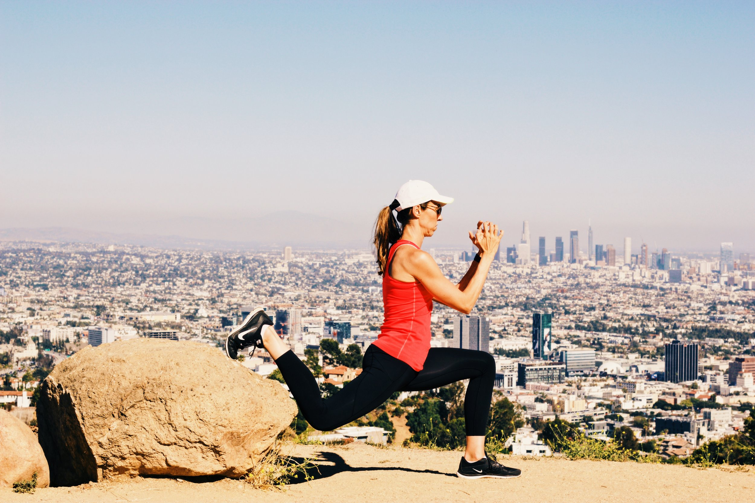 """""""Back to the Basics"""" Lower Body Workout www.cardiocoffeeandkale.com"""