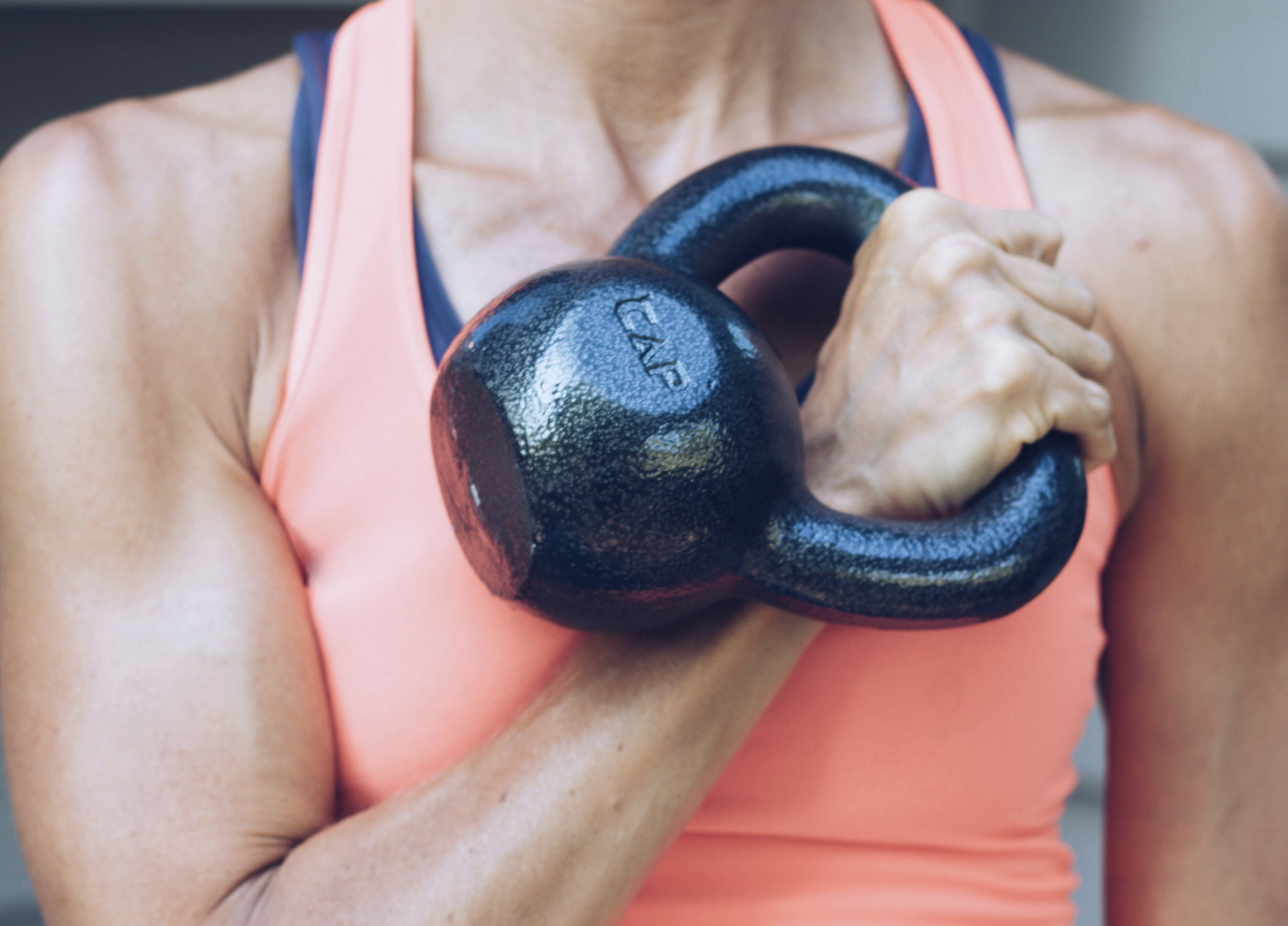 The Only Kettlebell Workout You Will Ever Need