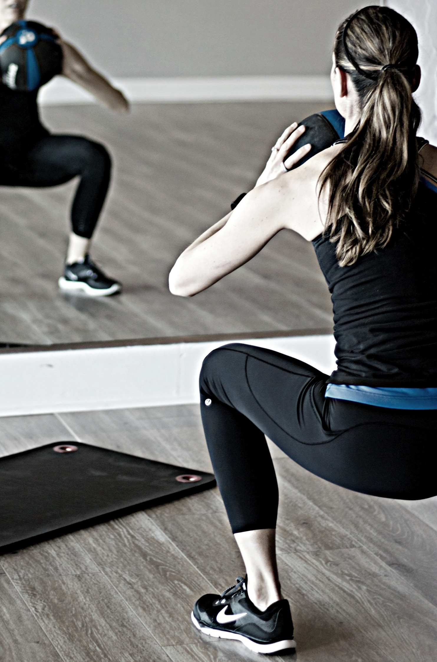 For more leg toning workouts - CLICK HERE