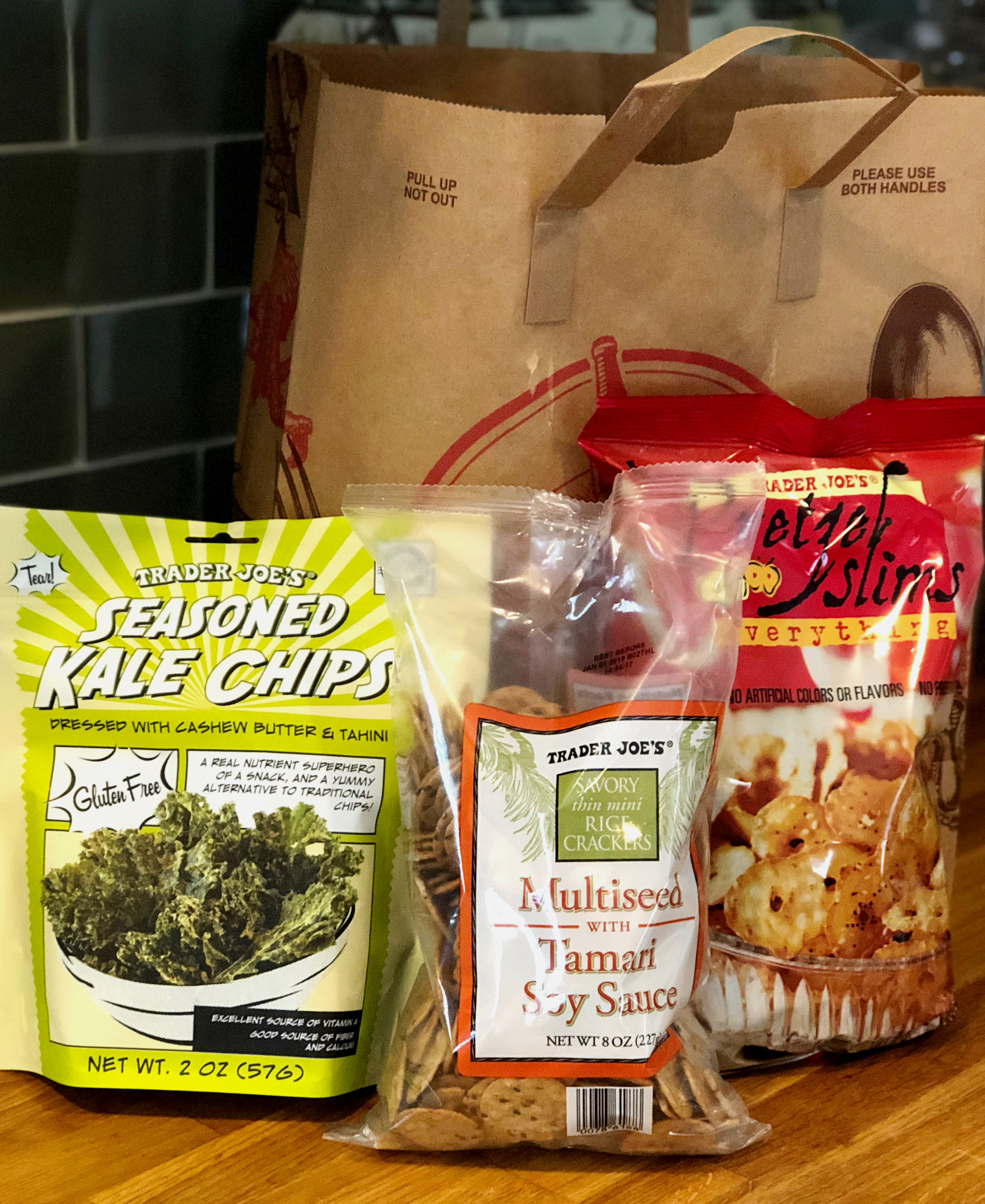 For our Trader Joe's summer shopping list - CLICK HERE