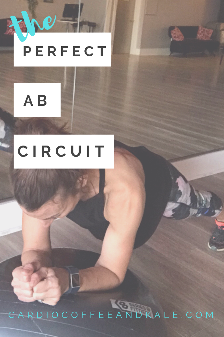 PERFECT AB CIRCUIT. www.cardiocoffeeandkale.com