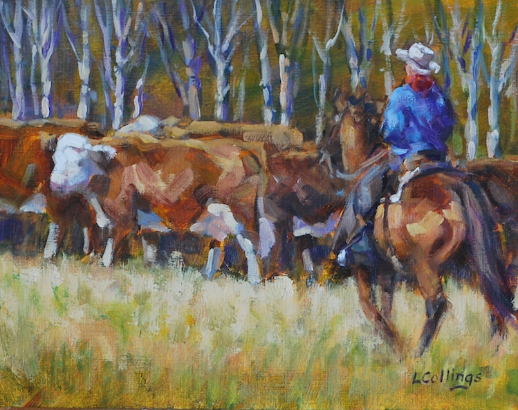 Keep Them Moving - SOLD
