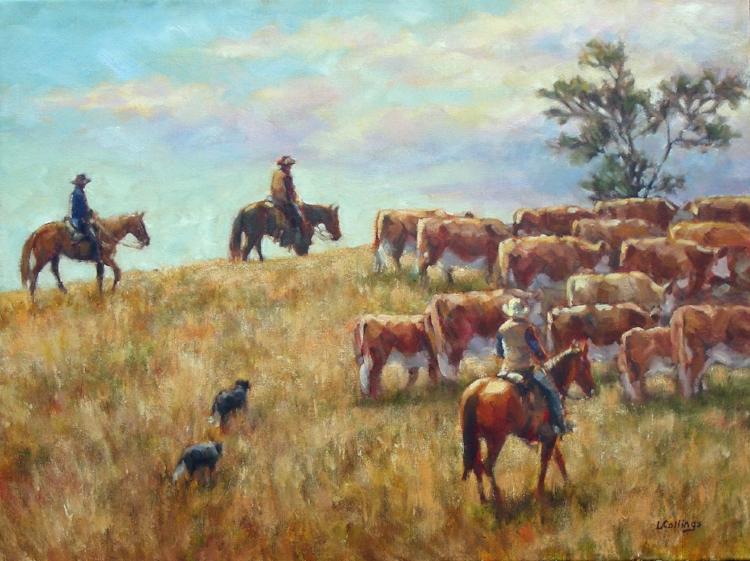 Cattle Drive I